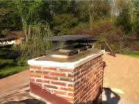Chimney Cap Replacement near Tustin, California