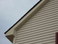 New Siding in Sierra Madre, California